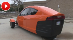 In Depth Review and Test Drive of The Elio Motors P4 Prototype & Interview with Paul Elio