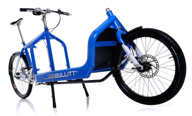 Bullitt by Larry vs Harry