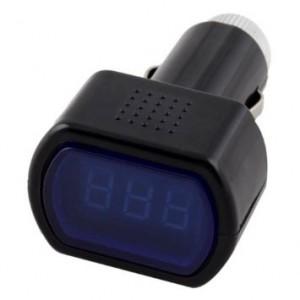 LCD Volt Meter
