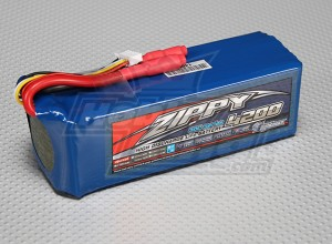 Zippy Flightmax Battery
